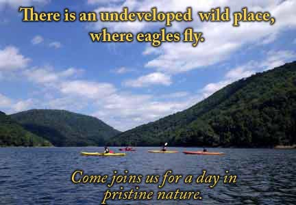 Savage Reservoir Kayaking Tours